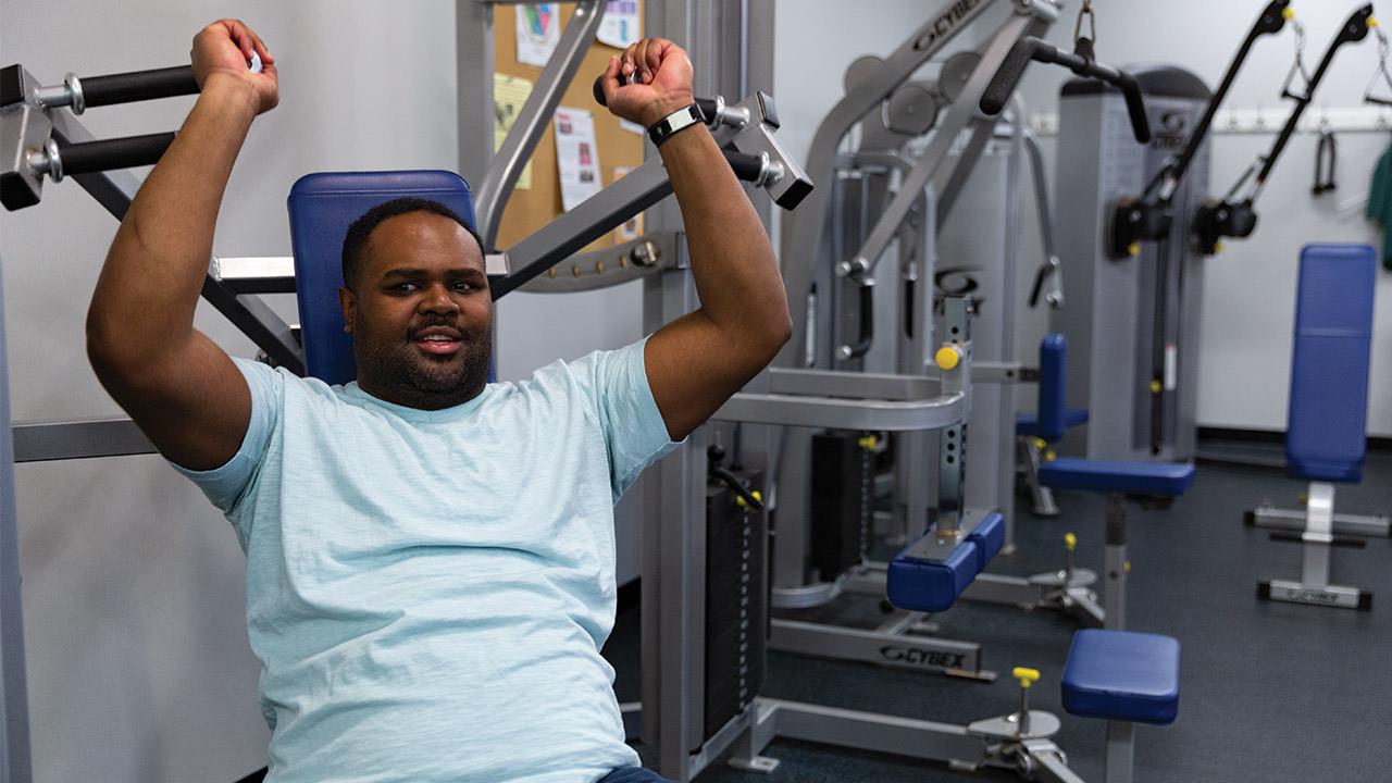 PFLC Fitness Center