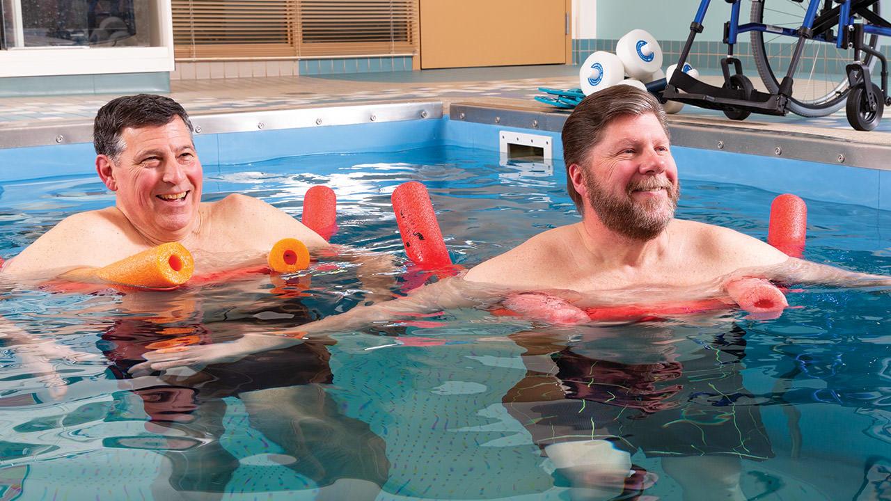 Pieters Family Life Center Aquatics